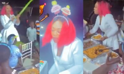 , Shatta Michy celebrates 27th birthday with Majesty and his friends, Frederick Nuetei