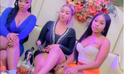 , Moesha and Efia Odo make peace? The actresses were seen hanging out in a video, Frederick Nuetei