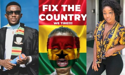 , Organisers of #FixTheCountry meet with Ministers, National Security, others ahead of May 9 Demo; details drop, Frederick Nuetei