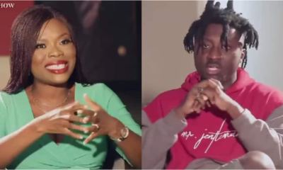, Rapper Amerado flirts with Delay as he shows interest in her, Frederick Nuetei
