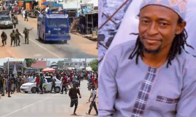, Kaaka Murder: Two die, others injured as security personnel clash with Ejura youth protesting over #FixTheCountry activist's murder, Frederick Nuetei