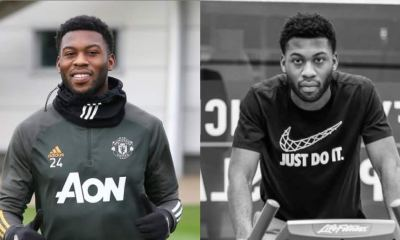 , Former Manchester United star, Timothy Fosu Mensah names the Ghanaian artistes he listens to, Frederick Nuetei