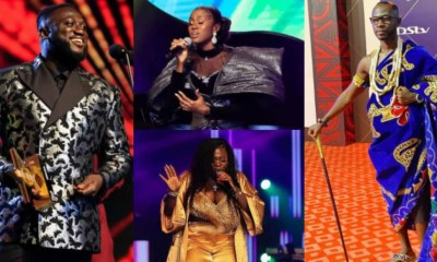 , VGMA 21: 10 best style moments by top stars in photos and videos, Frederick Nuetei