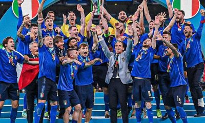 , Euro 2020 final: Italy wins against England on penalties, Frederick Nuetei