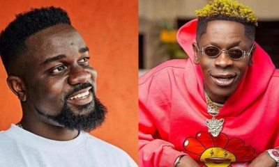 , Shatta Wale shows love to Sarkodie ahead of his 'No Pressure' album release, Frederick Nuetei