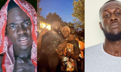 , Yaw Tog and Stormzy link-up again after 'I made him more famous' comment; photos drop, Frederick Nuetei