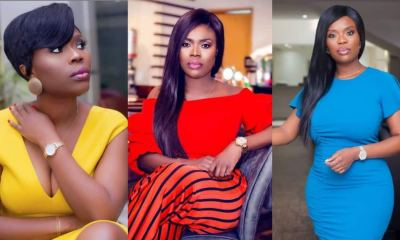 , TV star Delay has sent some golden advise to women whose boyfriends refuse to post them, Frederick Nuetei