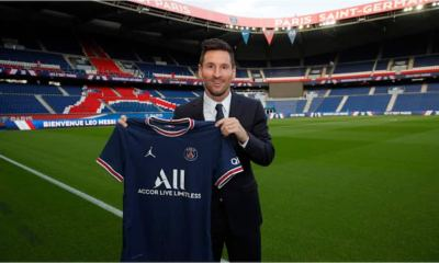 , PSG makes massive cash on Messi's shirt sales; price for each jersey revealed, Frederick Nuetei