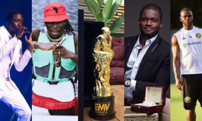, List of nominees for the EMY 2021 awards pop up online, Frederick Nuetei