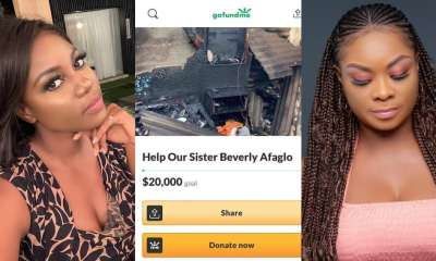 , Yvonne Nelson sets out to raise GHC120k for Beverly Afaglo after her house burnt, Frederick Nuetei