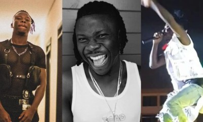 , I have received only 2K as royalties – Stonebwoy, Frederick Nuetei