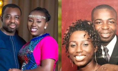 , Diana Hamilton and husband celebrate 16 years of marriage, Frederick Nuetei