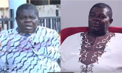 , Actor Psalm Adjeteyfio is appealing for financial assistance to raise GHc3,000 to pay his house rent, Frederick Nuetei