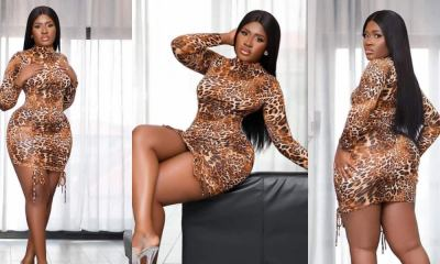 , Fella Makafui: Medikal's wife says ladies need waist trainers to maintain figure after surgery; chat leaks, Frederick Nuetei