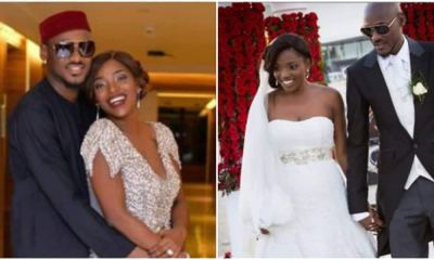 , Annie Idibia slams 2baba, accuses him of sharing house with baby mama, Frederick Nuetei