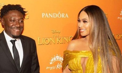 , Beyonce surprises Guilty Beatz with flowers after he sent her a 'beautiful' birthday wish, Frederick Nuetei