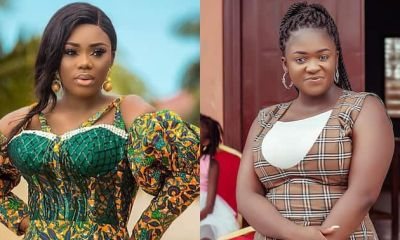 , God won't bless me if I snatched my friend's husband – Tracey Boakye in video, Frederick Nuetei