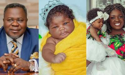 , Tracey Boakye: Actress reportedly caught at German Embassy with Dr. Kwaku Oteng, Frederick Nuetei