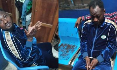 , Funny Face arrested over threats on his baby mama, others, Frederick Nuetei