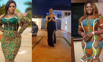 , Akua GMB: Dr Kwaku Oteng's former wife put big compound and car on display in video, Frederick Nuetei