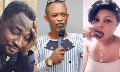 , Afia Schwar attacks Funny Face for insulting Fadda Dickson; warns him in new video, Frederick Nuetei