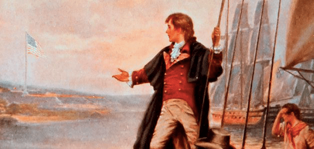 The Most Popular Figures From Frederick County. Francis Scott Key