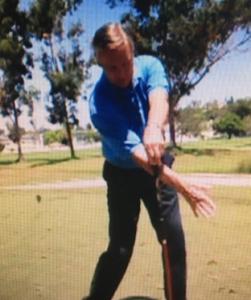 Golf Swing Drill