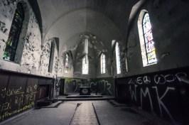 Agnus Dei interieur