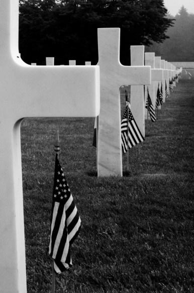 Henri-Chapelle American Cemetery And Memorial grafzerken