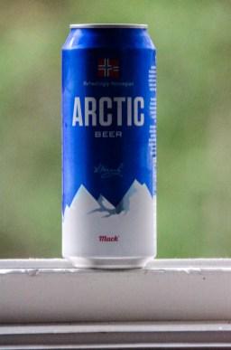 Mack arctic beer