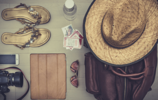 6 must haves in your carry-on bag