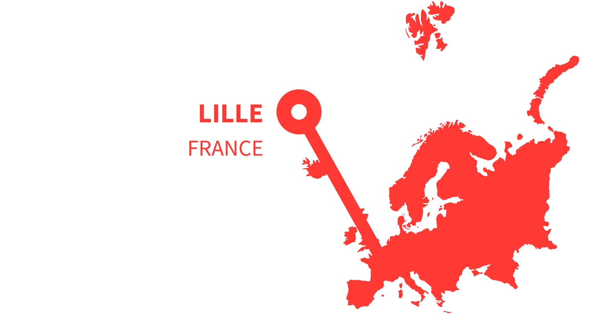Must visit and important Instagram hashtags for Lille in France