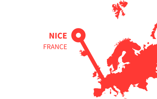 Must visit and important Instagram hashtags for Nice in France