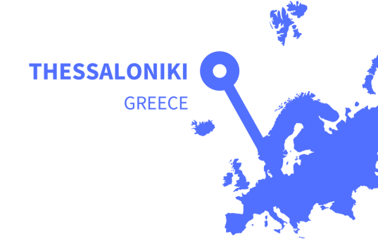 Must visit and important Instagram hashtags for Thessaloniki in Greece