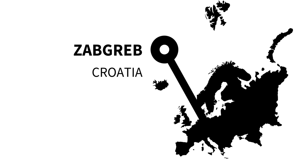 Must visit and important Instagram hashtags for Zagreb in Croatia