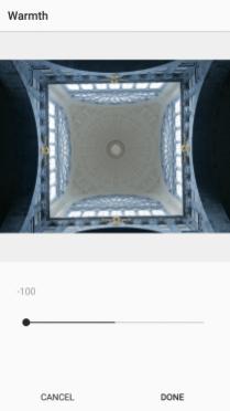 12. Warmth on Instagram -100