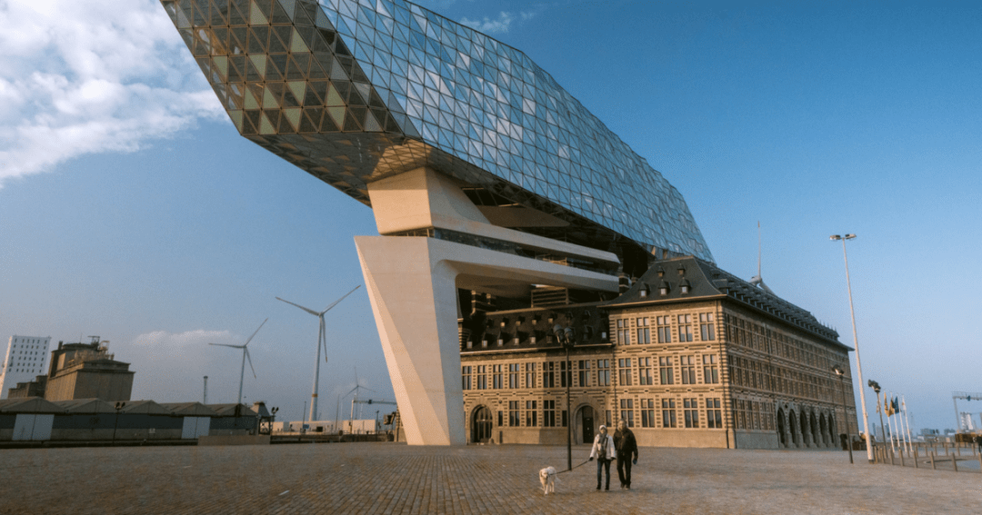 Playing tourist in my hometown: visit Antwerp in one day
