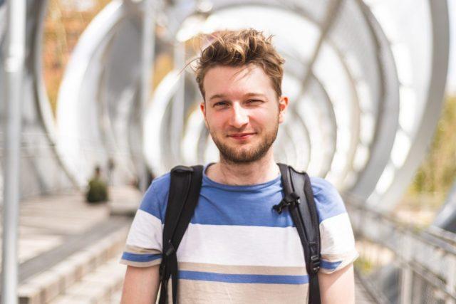Frederic Paulussen - travel bloggers