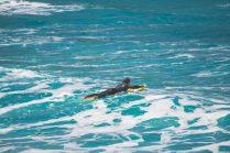 Surfing on malta