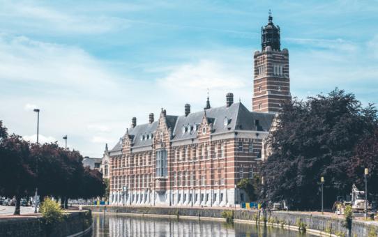 48 hours in historical Scheldeland