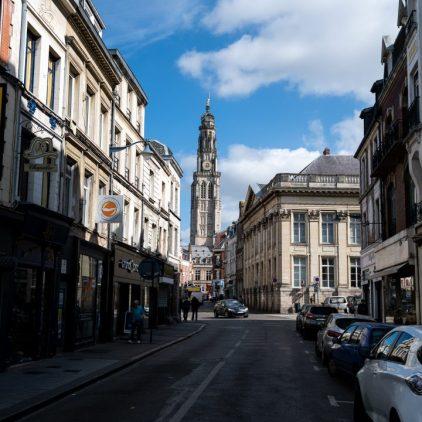 Beffroi in Arras
