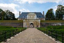 Entrance to Citadelle d'arras