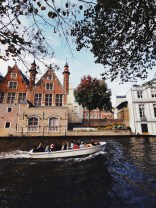 The Ultra-wide Angle of the Huawei Mate 20 Pro in Bruges