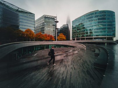 The Ultra-wide Angle of the Huawei Mate 20 Pro in London