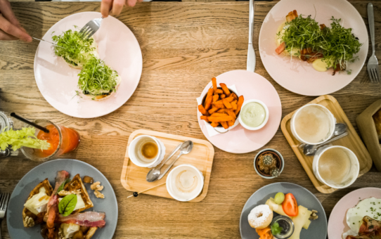 Luv Loeuf: The place for breakfast in Ghent