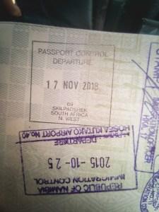 Skildpadshek passport check
