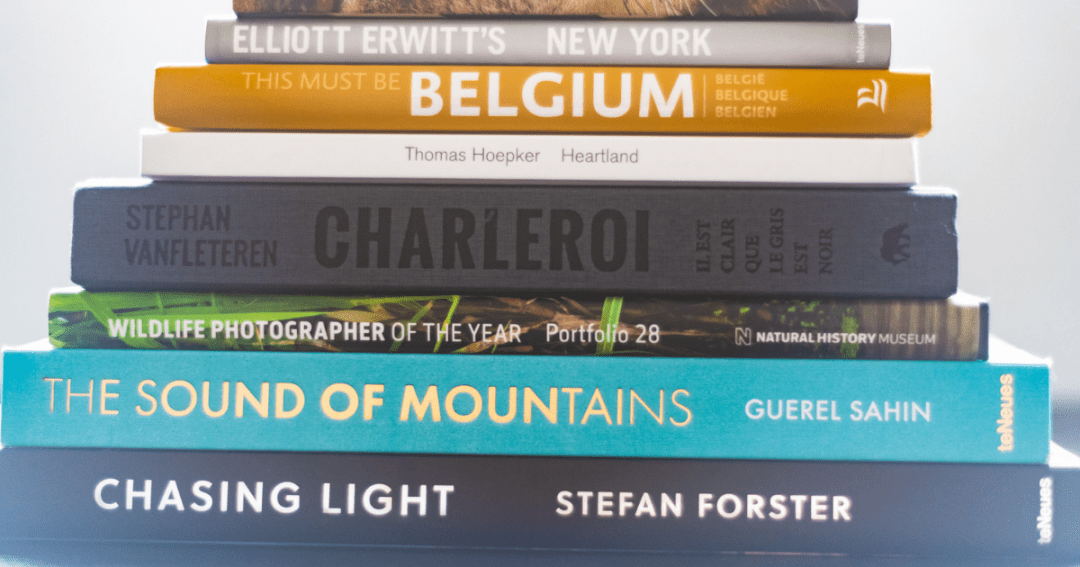 My favorite photography books