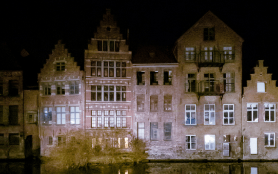 The 5 Coolest Hotels in the Belgian city of Ghent