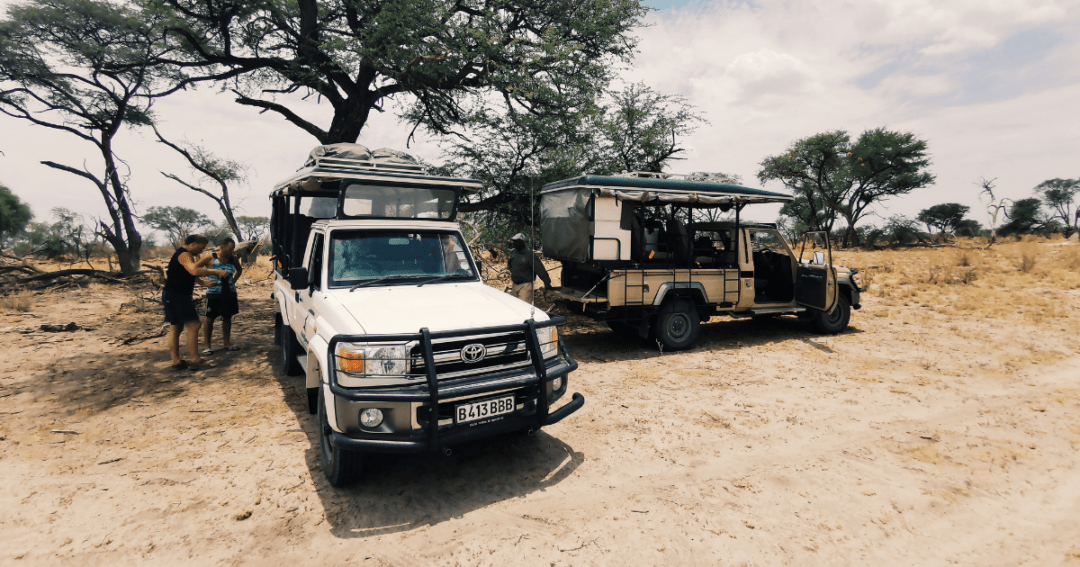 Why group overland is better than self-drive in Africa