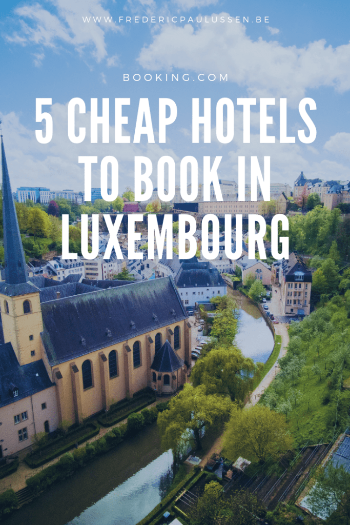 cheap hotels in Luxembourg - pinterest